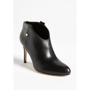 IVANKA TRUMP Juno Leather Booties NIB Size 9